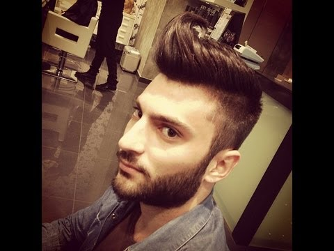 Men's Haircuts 2013 Men's Hair trends by ikonomakis - YouTube