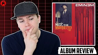 EMINEM - MUSIC TO BE MURDERED BY | ALBUM REVIEW