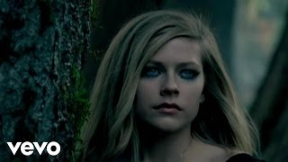 avril lavigne alice video without movie footage