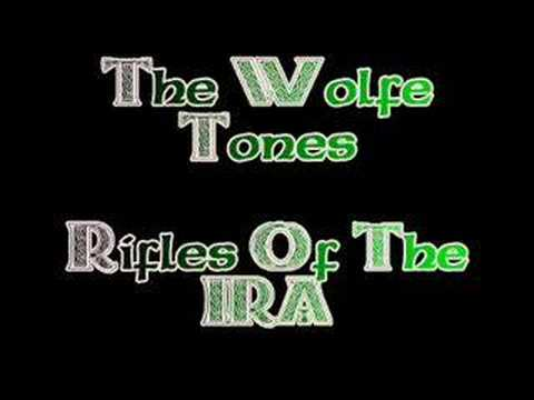 The Wolfe Tones - Rifles Of The IRA