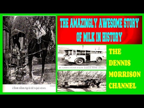 THE AMAZINGLY AWESOME STORY OF MILK IN HISTORY: 1938
