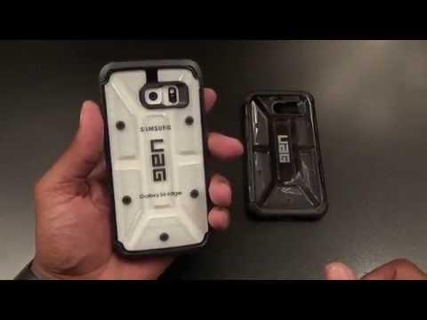 Urban Armor Gear Case for Samsung Galaxy S6 Edge / S6