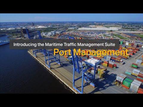Maritime Traffic Management - PortControl PMIS