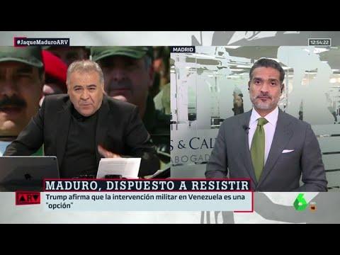 """""""Un conflicto armado con muertos en Venezuela será responsabilidad de Maduro"""""""