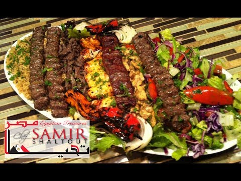 Chef Samir Shaltout - Best Authentic Egyptian and Mediterranean Food in the USA