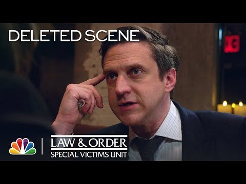 Law & Order: SVU - Who's a Clown? (Deleted Scene)