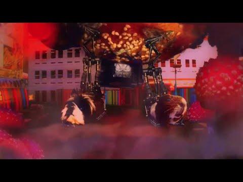 THE VINTAGE CARAVAN - Midnight Meditation (OFFICIAL LYRIC VIDEO)