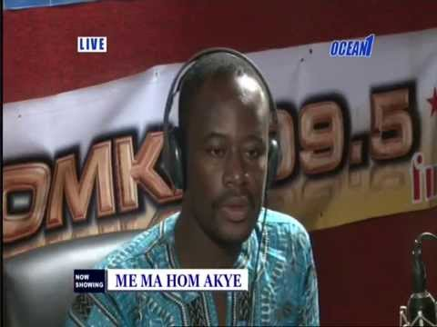 MORNING SHOW (ME MA HOM AKYE) - DISCUSSION OF HEALTH ISSUES