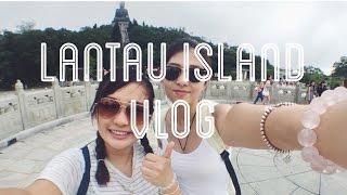 Travel Sisters | Lantau Island, Hong Kong Vlog | 大嶼山 昂坪360 | English Subtitles