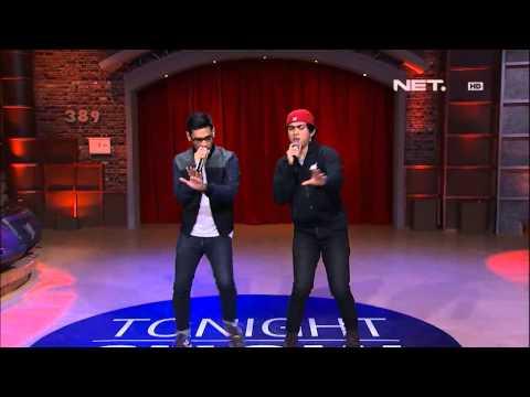 Tonight Show - Afgan - Tit Di Dit - Bebas - Borju - Cewek Matre - Tu Wa Ga Pat - Senyum Semangat