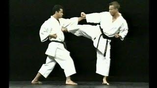 Карате. Обучение (Karate. Dynamique Kata)(Всё, что у меня есть и до сих пор нет на youtube отдаю в свободное плавание. Эти видео собрались у меня за несколь..., 2013-12-06T05:25:24.000Z)