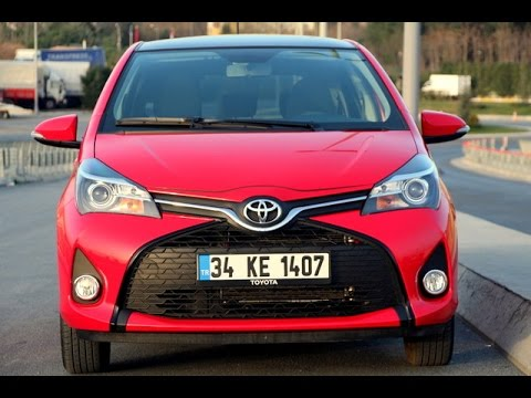 Test - Toyota Yaris 1.33