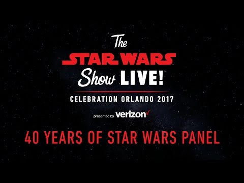 40 Years of Star Wars Panel | Star Wars Celebration Orlando