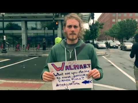 Greenpeace USA action @Walmart
