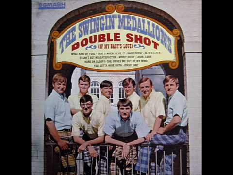 The Swingin' Medallions / Wooly Bully