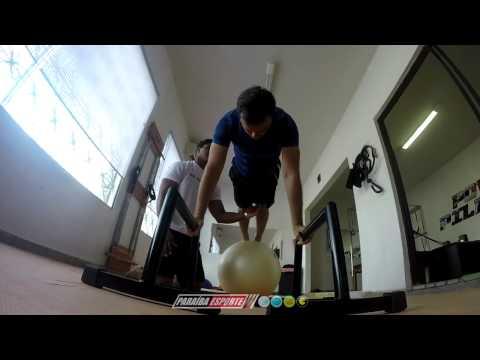 Power Pilates - Studio Aaron  Damasceno