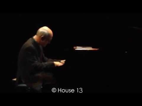 Ludovico Einaudi Nuvole Bianche Live In Moscow 05042012
