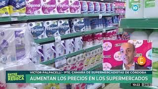 Supermercados: noviembre ya acumula subas precios del 10%