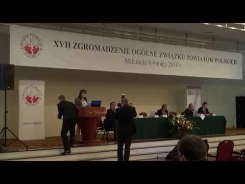 XVII ZO ZPP - Mikołajki 8 maja 2014 r.- Relacja z obrad