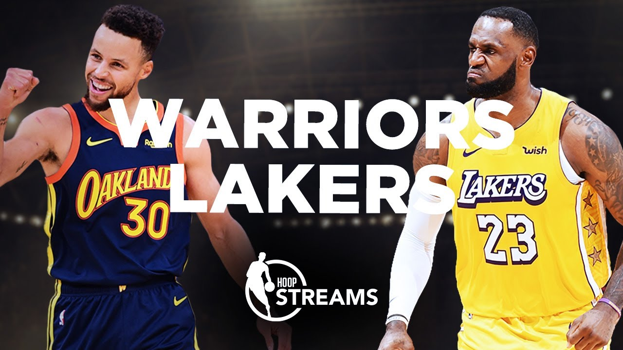 Watch Lakers vs. Warriors: TV channel, live stream info, start time