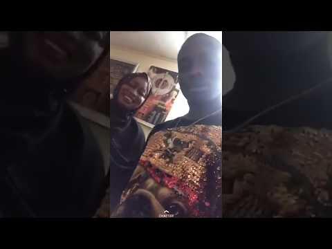 Sidiki Diabaté L'enfant Béni Avec Sa Mère Fanta Sacko