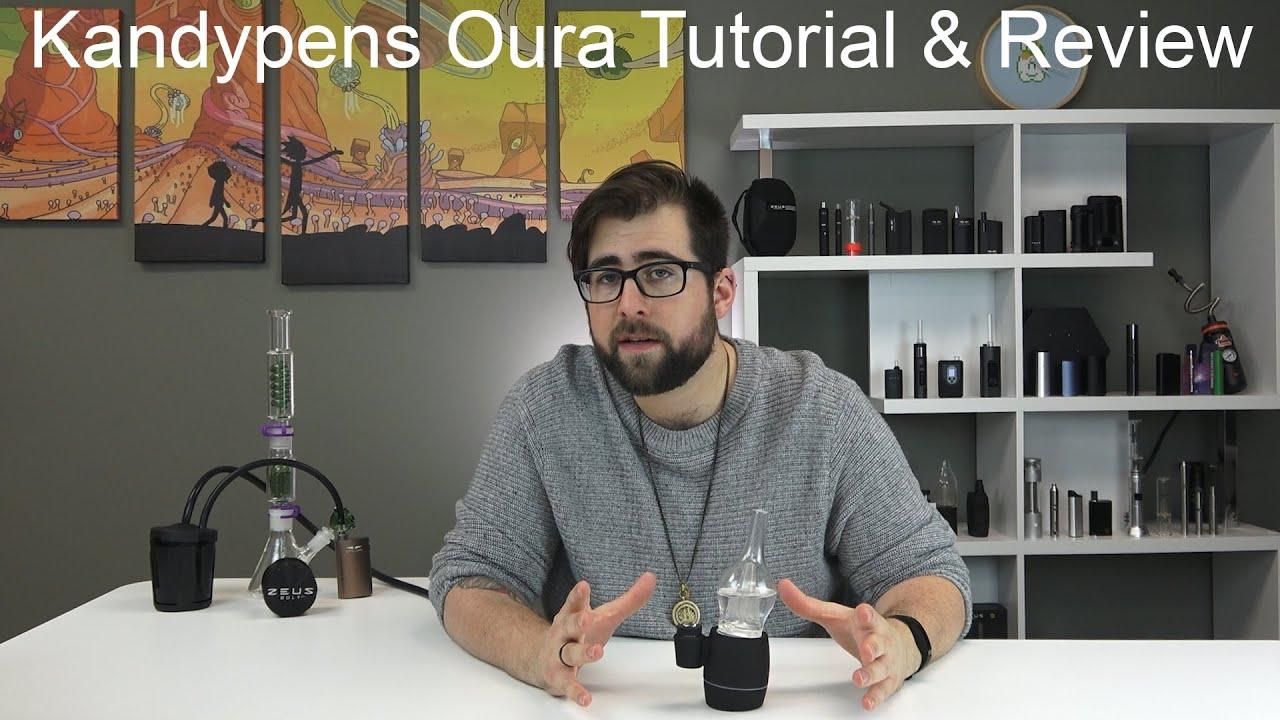Kandypens Oura E-Rig Tutorial & Review