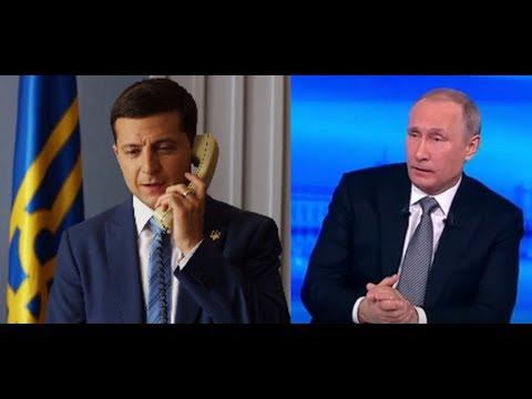 """Путин и Верховная Рада """"тормозят"""" Зеленского"""