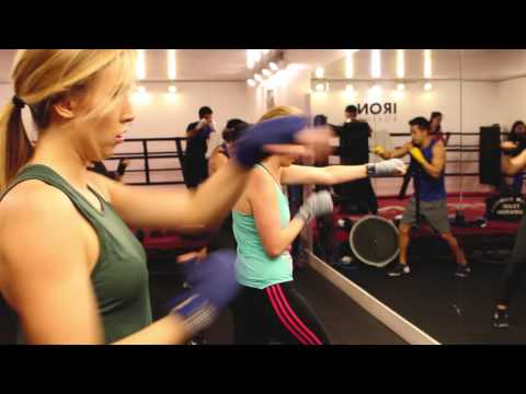 Santa Monica Boxing at IRON Fitness