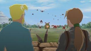 Une Proposition Inattendue  / Dinofroz 2 Dragons' Revenge ep. 23