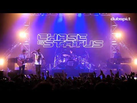 Chase & Status (MTA Records, London) Interview @ Ultra Music Festival 2012