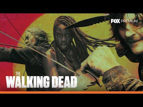 The Walking Dead Temporada 10   Trailer OFICIAL (subtitulado)