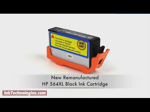 Remanufactured Hp 564xl Black Ink Cartridge Instructional Video