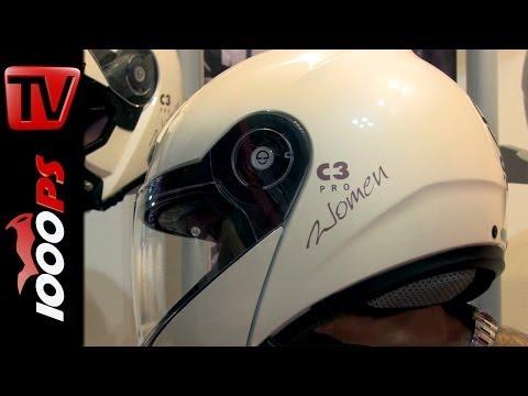 Schuberth Produktneuheiten 2014 | C3 Pro