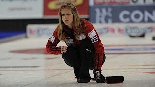 CURLING: Cont Cup 2014 - Draw 5 Singles