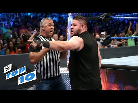 Top 10 SmackDown LIVE moments: WWE Top 10, August 22, 2017