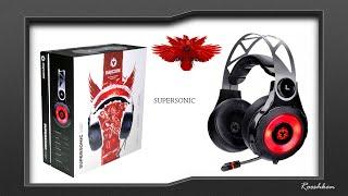 Ravcore Supersonic - Rzut oka na solidny headset