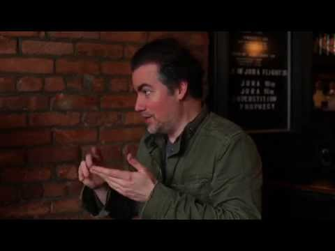 Actor Kevin Corrigan at Spike Hill
