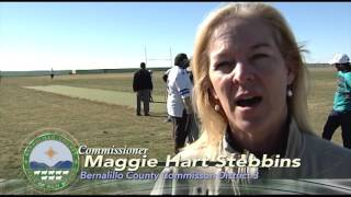 New Cricket Pitch in Bernalillo County
