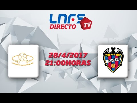 Burela Pescados Rubén - Levante UD FS
