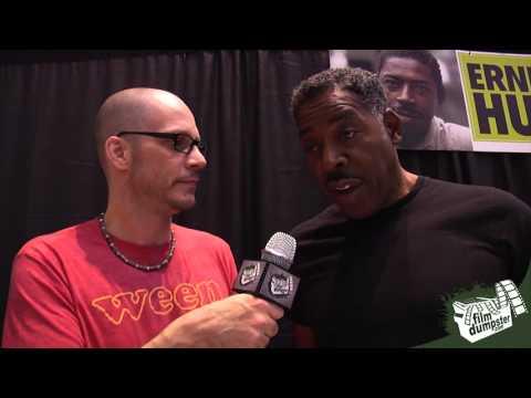 Toronto Comic Con: Ernie Hudson Interview