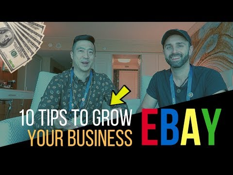 Top 10 Tips to Grow Your eBay Business to $100,000 a Year with Daily Refinement