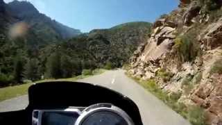 Street Triple Korsika 2012-05 Auffahrt zum Haut Asco