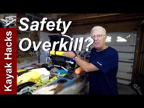 Kayak Fishing Safety Gear - Comprehensive Kayak Safety Tips On Gear!