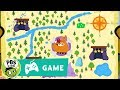 APPS & GAMES | Nature Cat: Cave Hunt | PBS KIDS