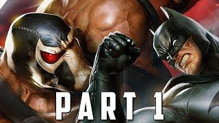 batman season 2 the enemy within episode 2 walkthrough gameplay part 1 bane telltale