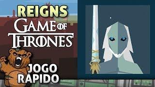 Rei Tyrion, o Inverno está chegando! - Reigns: Game of Thrones | Jogo Rápido - Gameplay PT-BR