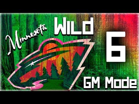 NHL 16 GM Mode - Minnesota Wild | Draft | Ep. 6