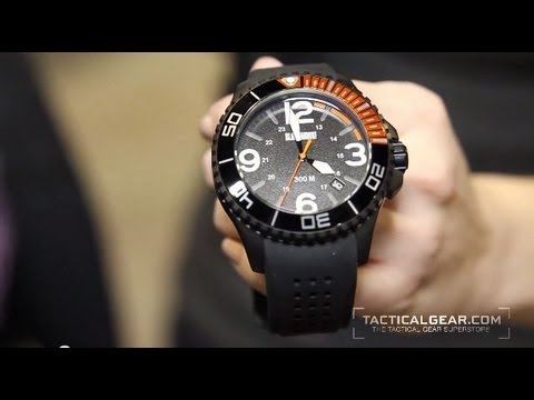 Blackhawk Deep Sea Operator Watch at SHOT Show 2013