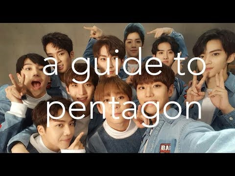 a guide to pentagon