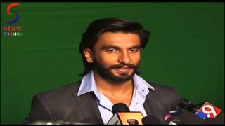 Ranveer Singh Croma Photo Shoot For Master Chef India Grand Finale